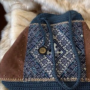 The sak like new cond. Purse/Backpack